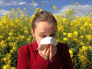 How to go through allergy season?